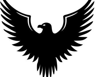 Eagle vinyl decal sticker