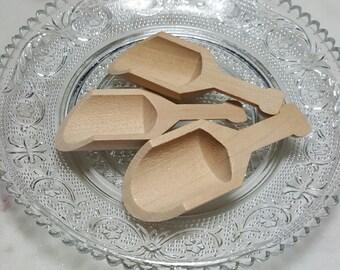 ADD-ON Wooden Spoon / Scoop - 3 inch