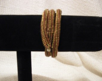 Beaded Memory wire 2