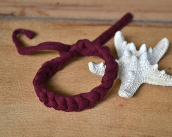 Summer bracelet, soft bracelet, women bracelet, fabric bracelet, men bracelet, girl bracelet, braided bracelet, t-shirt yarn bracelet, boho