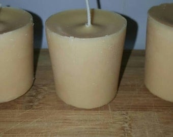 Hazelnut Coffee Votive Soy Candle - Scented Candle - Housewarming Gift - Hazelnut Coffee Candle - Soy Votive Candle