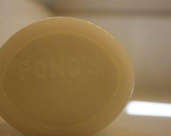 Classic Pond's Cold Cream container