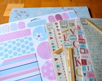 Scrapbooking Heidi Grace Assortment-Garden Kit