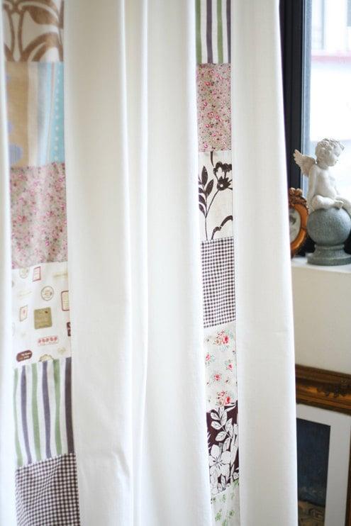 boho chic curtains