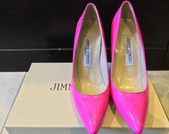 Jimmy Choo Pointy Toe Stiletto Pumps