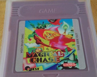 Magical chase repro