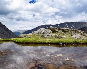 Blue Lake Pass Photography