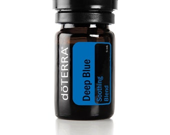 doTERRA Deep Blue Essential Oil Blend