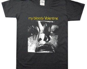 My Bloody Valentine rock band unisex t-shirt