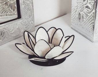 candle holder Lotus