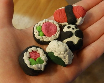 Clay Sushi Package