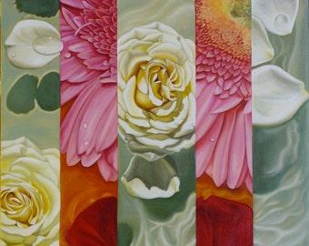 Bonnie & Clyde (White roses)