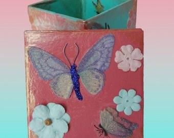 Victorian Small Trinket box
