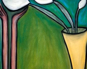 calla lilies gloaster