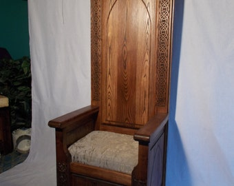 Presiders Chair or Throne