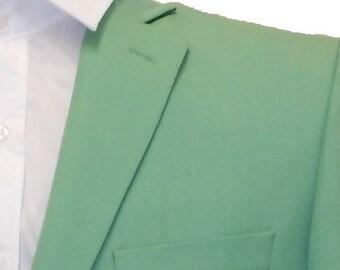 Mint Green Suit