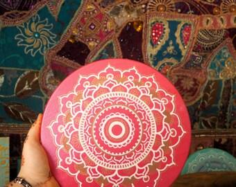 Mandala Mendhi Painting