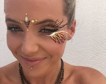 Festival eyelashes