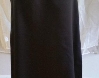 Black ball skirt