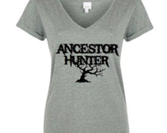 Ancestor Hunter T-Shirt
