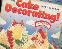 1993 Wilton Year Book & Pattern Book