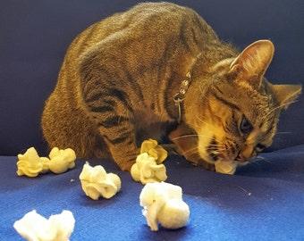 Kathy's Catnip Popcorn - 5 Pieces