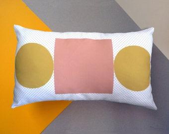 Cushion cover design geometrico.30x50 cm