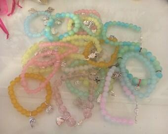 Stackable Charm Bracelets