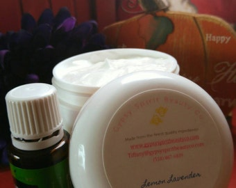 All Natural Goat's Milk Lotion: Various Scents
