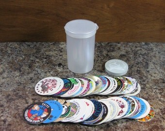 Hawaiian Milk Caps (POGS)