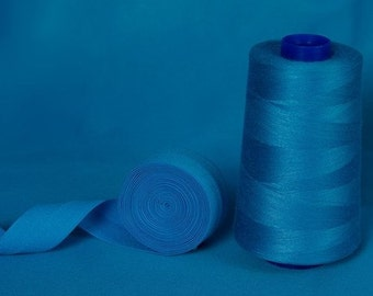 Professional Grade Tex 27 Thread (Aqua, 1 spool)