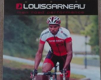 Vintage Louis Garneau Poster