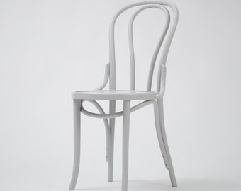 Bentwood Dining Chair Dove Grey