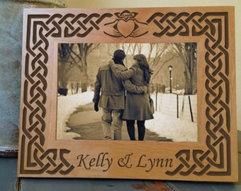 Celtic Knot Frame