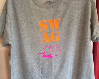 Fat Unicorn Swag T-Shirt