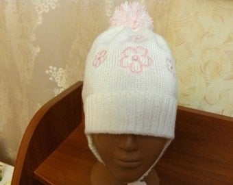 Сhildren's knitted cap