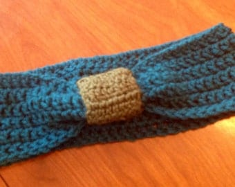 Adjustable Knotted Headband
