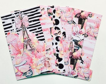 When in Paris - Planner Dividers/Planner Accessories