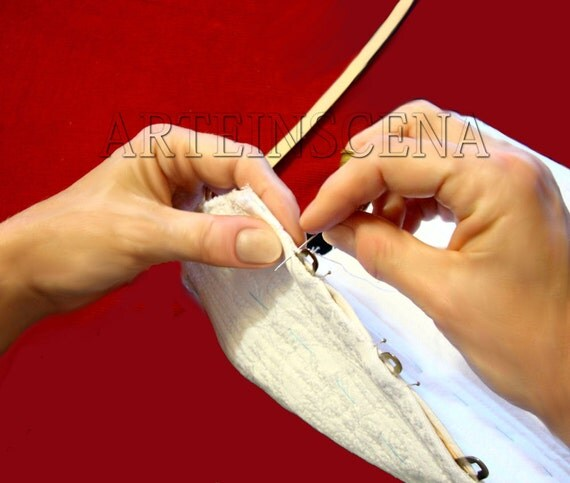 Come fare un corsetto tutorial in 4 parti 1 - Fare il bagno in inglese ...