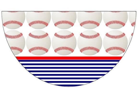 Baseball Birthday Party Hats