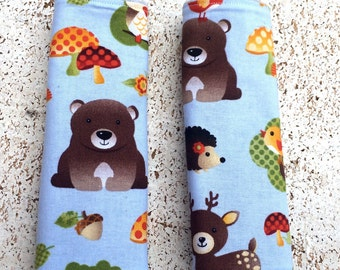 Seat Belt Covers Baby Infant Animals