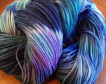 Neptune's Lair - superwash sock yarn
