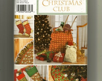 Simplicity Holiday Decorating Pattern