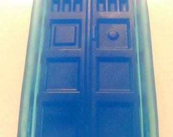 Dr. Who Tardis and Dalek Soap Set