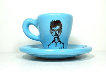 E S P R E S S O cups