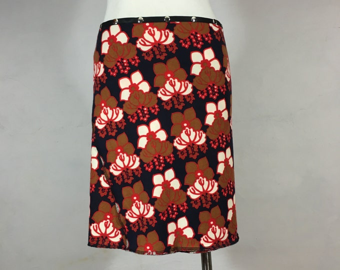 Snap Around Skirt, Scarlett Classic by Erin MacLeod