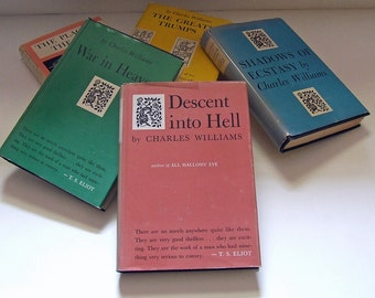 Descent into Hell by Charles Williams - Pellegrini & Cudahy - 2nd Printing, March 1949