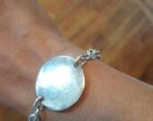 Vintage .925 Silver Bracelet