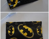 Feeding Tube Connector Cover - Cover up the Connection to prevent messes!  - Ready to Ship. Batman