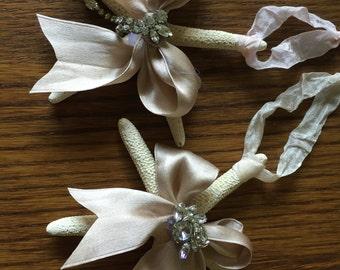 Star fish starfish Christmas ornament